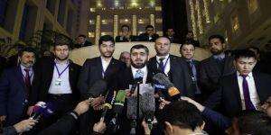 Suriyeli Muhaliflerden Erdoğan'a Tebrik