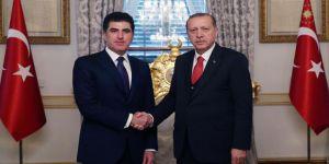IKBY'den Erdoğan'a Tebrik Mesajları