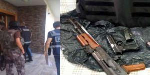 İzmir'de Organize Suç Örgütlerine Operasyon: 35 Gözaltı