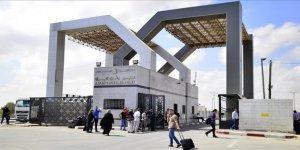 Sisi Cuntası Refah Sınır Kapısı'nı 3 Günlüğüne Kapattı