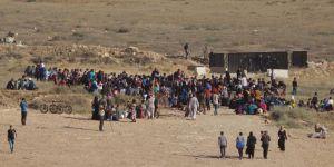 Deralıların Ürdün'e Doğru Göç Çilesi Devam Ediyor
