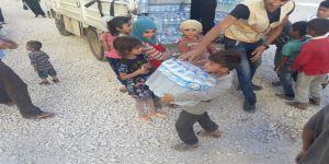 Bilgi ve Erdem Vakfı'nın Suriyeli Kardeşlerimize Yönelik Yardımları Devam Ediyor