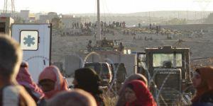 Sınır Kapılarını Kapatan Ürdün'den Deralılara Büyük Lütuf!