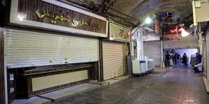 İran İçişleri Bakanlığı, Polisin Esnafın Mallarına Saldırısını Açıklamakta Zorlandı