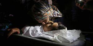 İşgal Güçleri 25 Filistinli Çocuğu Katletti