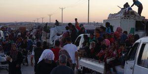 Dera'dan Ürdün'e Göç Edenlerin Sayısı 270 Bine Ulaştı