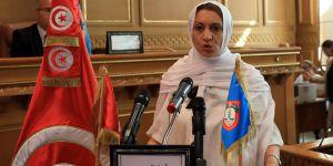 Tunus'un İlk Kadın Başkent Belediye Başkanı Nahda'dan