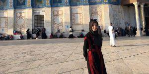 Siyonistler Ebru Özkan'ın Gözaltı Süresini Yine Uzattı