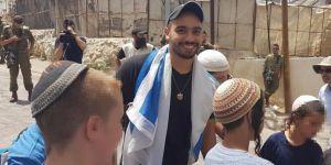 İsrailli Yerleşimcilerden Filistinli Gencin Katiline Coşkulu Karşılama!