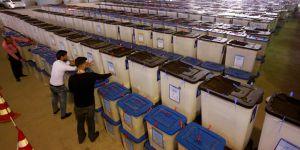 Kerkük'te Oyların Elle Sayımında Fark Yarı Yarıya