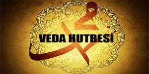 """Veda Hutbesi ve Müslümanların """"İnsan Hakları"""" Ufku"""