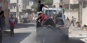 AB: Dera Saldırıları Uluslararası Hukukun Açık İhlali
