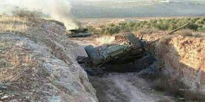 Muhaliflerden Saldırı Altındaki Dera'da Esed'e Darbe
