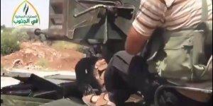 Muhalifler Dera'da Esed'in Özel Kuvvetlerini Pusuya Düşürdü