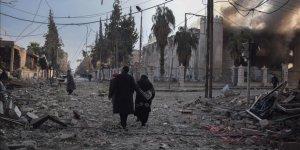 Suriye'de 6 Ayda 2 Bin 257 Sivil Katledildi