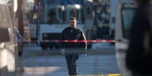Tunus'ta Saldırı: 9 Güvenlik Görevlisi Ölü