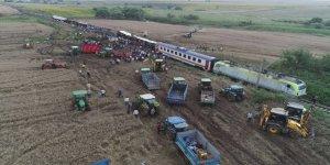Kaza Yapan Trenin Makinistleri Gözaltında