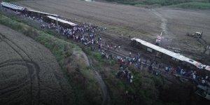 Tren Faciasında Hayatını Kaybeden 24 Kişinin Kimlikleri Belli Oldu