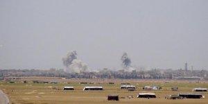 Katil Esed İdlib'e Saldırdı