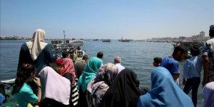 İsrail 'Özgürlük 2' Gemisindeki 7 Kişiyi Serbest Bıraktı