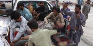 Pakistan'da İki Mitingde Bombalı Saldırı: 132 Ölü