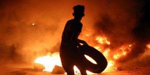 Irak'ta Halk Parti Binası Bastı, Sosyal Medya Kapatıldı