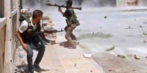 Direnişçiler Suriye'nin Güneyinde Rejimi Püskürttü!