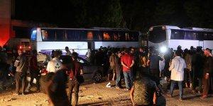 Dera'dan İlk Tahliye Konvoyu Hama'ya Ulaştı
