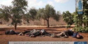 Tahriru'ş Şam 8 IŞİD Yöneticisini İdam Etti