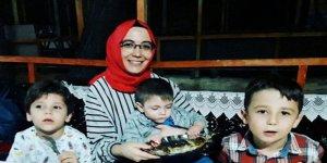 Bir Anne ve Üç Çocuğu Daha Meriç'in Azgın Sularına Gömüldü!