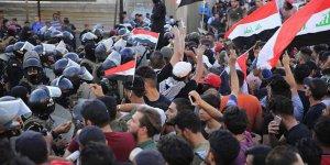 Irak'taki Gösterilerde 14 Kişi Hayatı Kaybetti