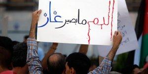 Ürdün'de İsrail'den Doğalgaz İthalatı Protesto Edildi