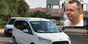 Papaz Brunson Cezaevinden Çıktı