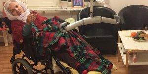İsveç Doktor Raporu Olan Yaşlı Göçmeni Sınır Dışı Etmekte Israrcı!