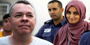Rahip Brunson Ebru Özkan ile Takas mı Edildi?