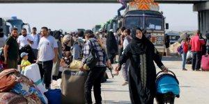 Dera'dan Tahliye Edilenler İdlib ve Halep'in Batı Kırsalına Vardı