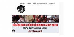 Oda TV Şimdi de Kur'an Öğrenen Uygur Çocukları Hedef Gösterdi