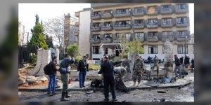 Şam'da Rejimin İstihbarat Subaylarına Saldırı