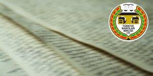 TBB'den ABD Barolar Birliğine 'Yaptırım' Mektubu