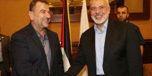 Hamas'ın İki Numaralı İsmi Salih El-Aruri Gazze'ye Döndü