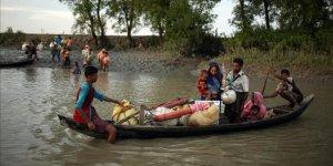 Arakanlı Mülteciler İnsan Kaçakçılığı Riskiyle Karşı Karşıya