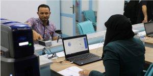 El-Bab ve Çevresinde İkamet Eden Suriyelilere Yeni Kimlik Kartı!