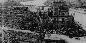 Emperyalist ABD'nin en büyük vahşetlerinden biri Hiroşima Katliamı'nın 75. yılı