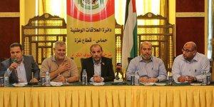 'Gazze Ablukasını Kaldırmak İçin Büyük Bir Fırsat Var'