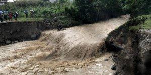 Ordu'nun İlçelerinde Sel Felaketi