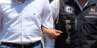 HDP Milletvekili Adayı Örgüt Propagandasından Gözaltına Alındı