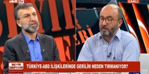 Seyir Defteri'nde ABD'nin İran ve Türkiye'ye Yönelik Yaptırımları Konuşuldu