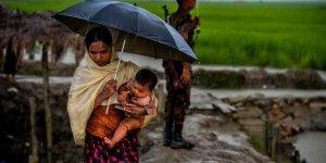 BM'den Muson Yağmurlarından Etkilenen Arakanlılara İlişkin Açıklama
