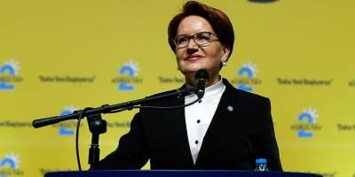İYİ Parti'de Genel Başkan Yeniden Meral Akşener Oldu