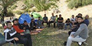 Adana Özgür-Der Gönüllüleri 2 Günlük Kampta Bir Araya Geldi